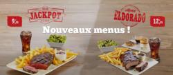 Promos de Buffalo Grill dans le prospectus à Paris