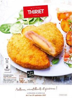 Promos de Hyper-Supermarchés dans le prospectus à Thiriet ( 4 jours de plus)