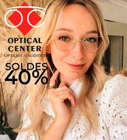 Promos de Santé et Opticiens dans le prospectus à Optical Center ( 5 jours de plus)