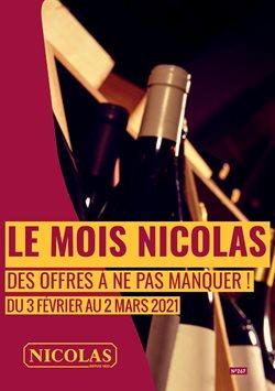 Nicolas coupon ( Expiré )