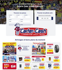 Carter-Cash coupon ( 9 jours de plus )