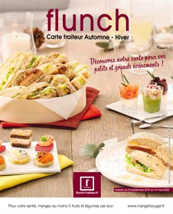 Flunch coupon à Tours ( 23 jours de plus )