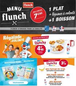 Flunch coupon ( 4 jours de plus )