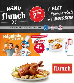 Flunch coupon ( 10 jours de plus )