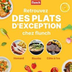 Promos de Restaurants dans le prospectus à Flunch ( 2 jours de plus)