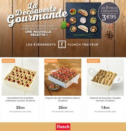 Flunch coupon ( Expire demain)