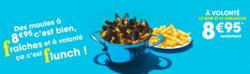Promos de Restaurants dans le prospectus de Flunch à Annecy