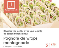 Promos de Restaurants dans le prospectus de Flunch à Nancy