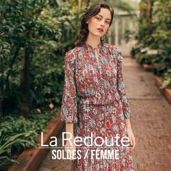 Promos de La Redoute dans le prospectus à La Redoute ( 13 jours de plus)
