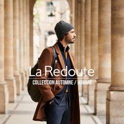 Promos de Vêtements et Chaussures dans le prospectus à La Redoute ( Nouveau)
