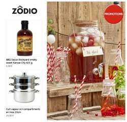 Promos de Zodio dans le prospectus à zodio ( 18 jours de plus)