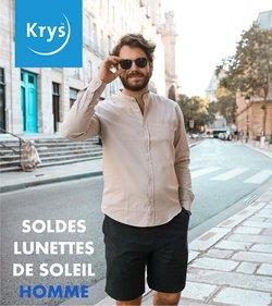 Promos de Santé et Opticiens dans le prospectus à Krys ( 7 jours de plus)