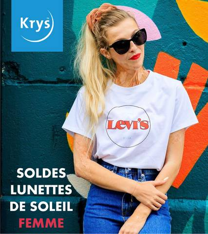 SOLDES LUNETTES DE SOLEIL FEMME