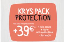 Promos de Krys dans le prospectus à Paris