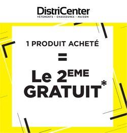 Promos de DistriCenter dans le prospectus à DistriCenter ( 3 jours de plus)