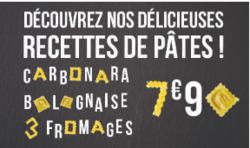 Promos de La Boîte à Pizza dans le prospectus à Niort