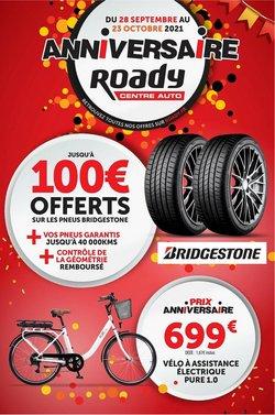 Roady coupon ( Expire ce jour)