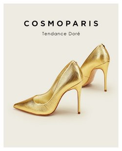 Cosmoparis coupon ( Plus d'un mois )