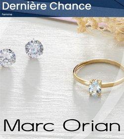 Promos de Bijouteries dans le prospectus à Marc Orian ( Nouveau)