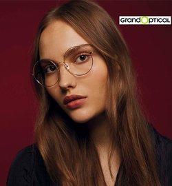 Grand Optical coupon ( Expire ce jour )