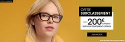 Grand Optical coupon à Hyères ( 2 jours de plus )