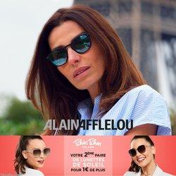 Promos de Santé et Opticiens dans le prospectus à Alain Afflelou ( Expire demain)