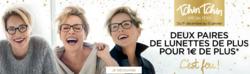 Promos de Opticiens et Soins dans le prospectus de Alain Afflelou à Châteauroux