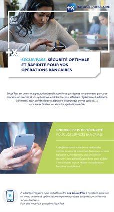 Promos de Banques et Assurances dans le prospectus de Banque Populaire à Nice ( 23 jours de plus )