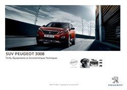 Promos de Peugeot dans le prospectus à Lyon