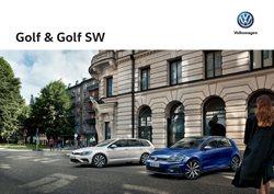 Volkswagen Golf & Golf Sw