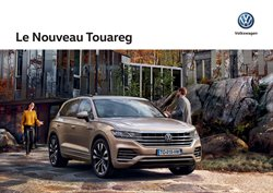 Promos de Volkswagen dans le prospectus à Paris