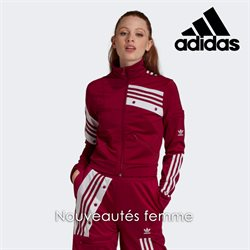 Adidas coupon ( Expiré )