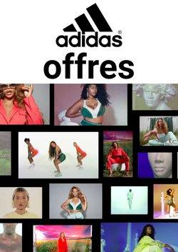 Promos de Sport dans le prospectus de Adidas à Nîmes ( Nouveau )