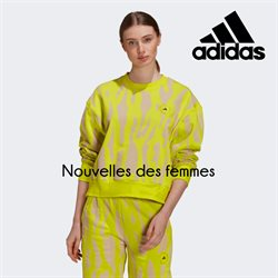 Adidas coupon ( Plus d'un mois )