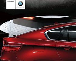Promos de BMW dans le prospectus à Marseille