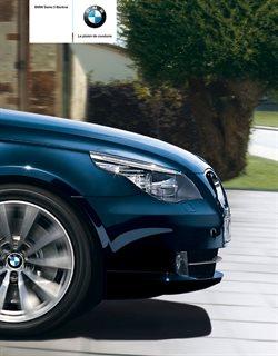 Promos de Voitures, Motos et Accessoires dans le prospectus de BMW à Lille