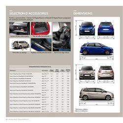 Siège auto à Citroën