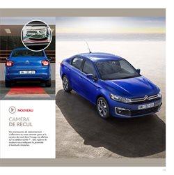 Appareil photo à Citroën