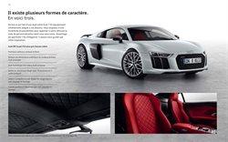 Promos de Jantes dans le prospectus de Audi à Vaulx-en-Velin
