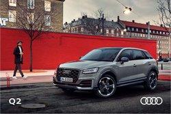 Audi coupon ( Plus d'un mois)