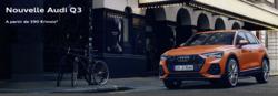Promos de Audi dans le prospectus à Paris