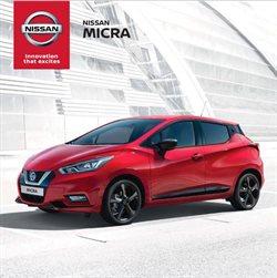 Promos de Nissan dans le prospectus à Paris