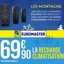 Promos de Euromaster dans le prospectus à Euromaster ( 9 jours de plus)