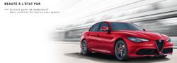Promos de Alfa Romeo dans le prospectus à Salon-de-Provence