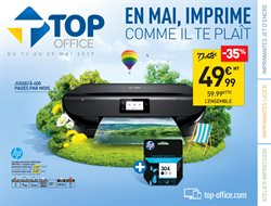 Promos de Top Office dans le prospectus à Paris