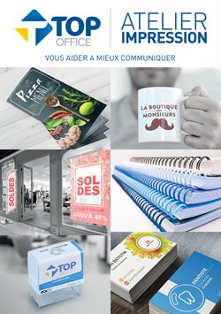 Promos de Top Office dans le prospectus à Bondy