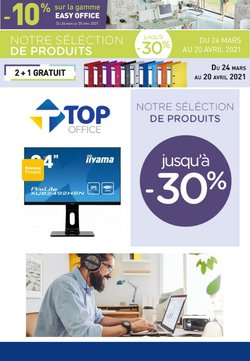 Top Office coupon ( Expire ce jour )
