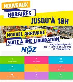 Promos de Bazar et Déstockage dans le prospectus de Noz à Toulouse ( Plus d'un mois )
