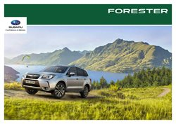 Promos de Subaru dans le prospectus à Toulouse