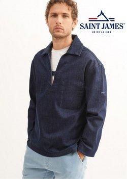 Saint James coupon ( 10 jours de plus )